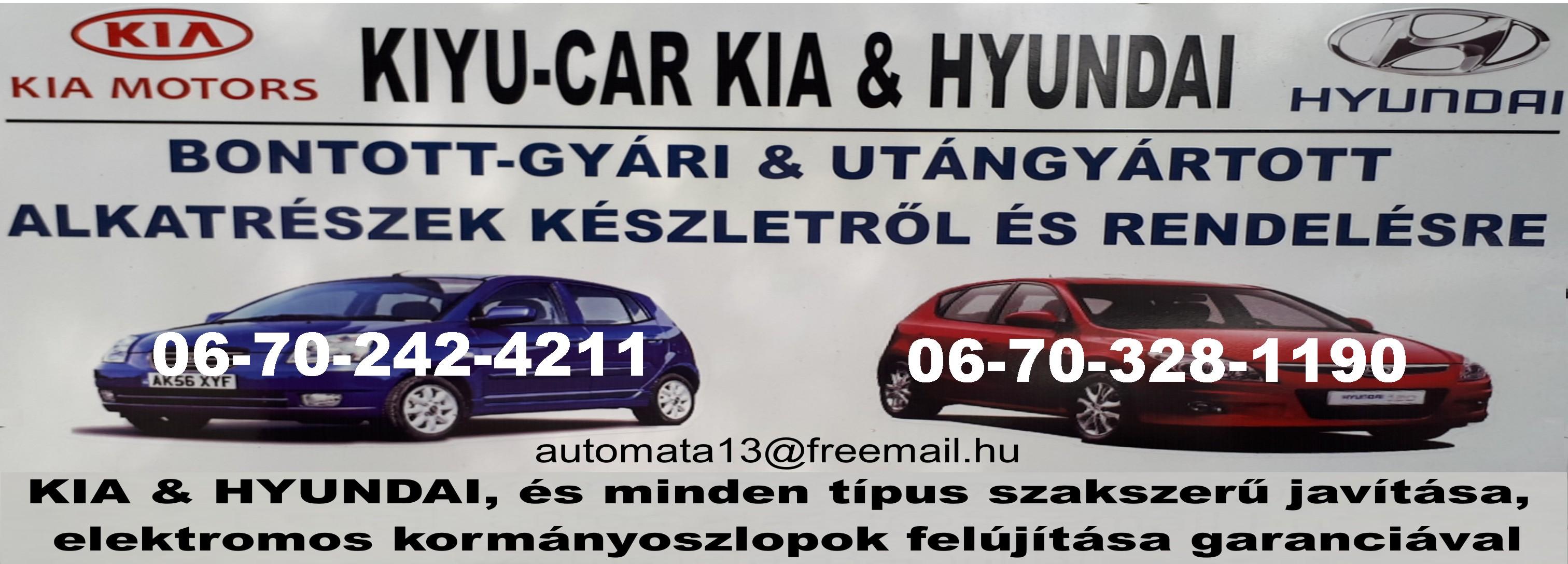 Bontoinfo Az Autobonto Adatbazis Bontott Autoalkatreszek A Z Ig Hyundai Bonto